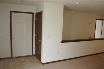 Duplex in Mount Horeb WI for rent - living room