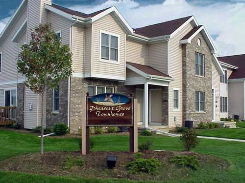 Pheasant Grove Townhomes Madison WI rentals